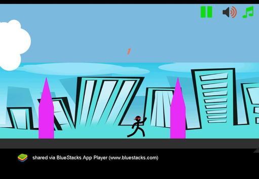 Run Stickman Endless apk screenshot