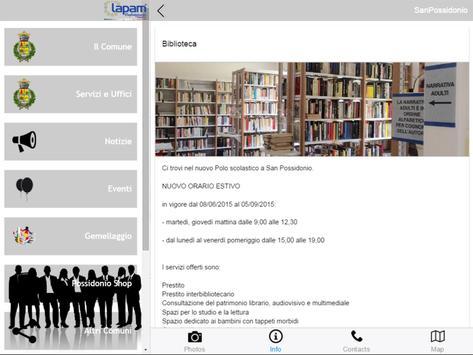 Comune di San Possidonio screenshot 7