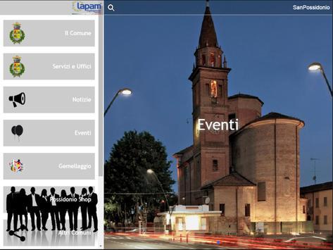 Comune di San Possidonio screenshot 5