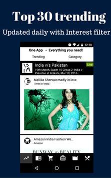 OneApp Browser screenshot 5