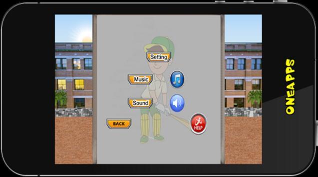 City Cricket screenshot 4