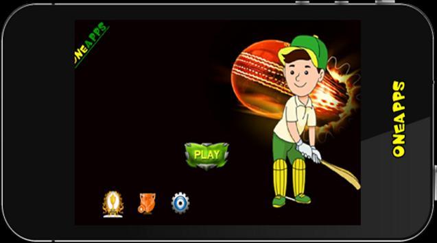 City Cricket screenshot 1