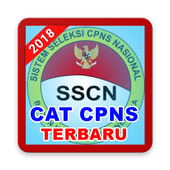 CAT CPNS TERBARU 2018 icon