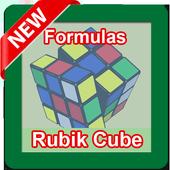 Rubik Cube Formulas icon
