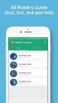 Rubik Cube Formulas screenshot 1