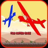 Aeroplane Game Take Of Landing icon