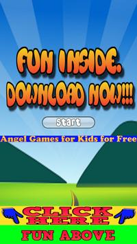 Angel Games for Kids for Free screenshot 4