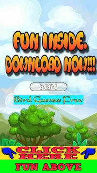 Bird Games Free poster
