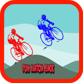 Cycling Games Free icon