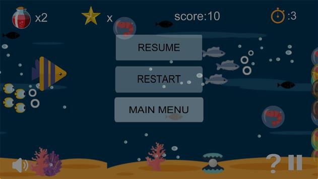Foody Fish apk screenshot