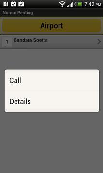 Nomor Penting screenshot 4
