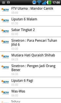 Acara TV screenshot 3