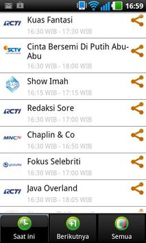 Acara TV screenshot 1