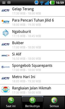 Acara TV screenshot 2