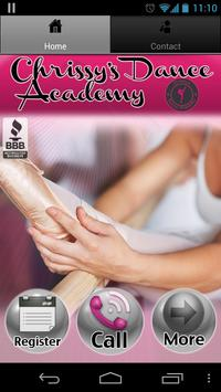 Chrissy's Dance Academy poster