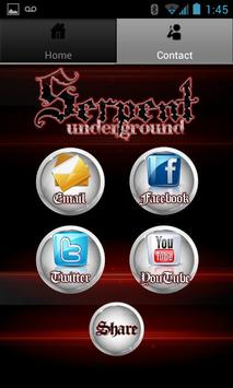 Serpent Underground apk screenshot
