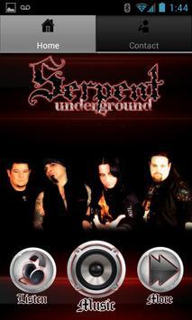 Serpent Underground poster