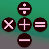 1C Calculator for Android Wear icon
