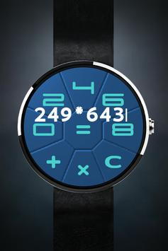 1C Calculator for Android Wear apk screenshot