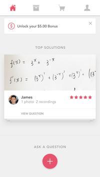 Solvit - Math Homework Help apk screenshot