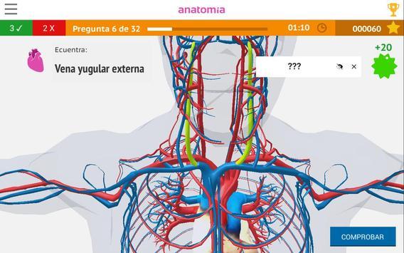 Anatomía 360 screenshot 18