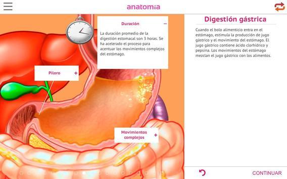 Anatomía 360 screenshot 2