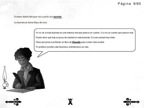 Léelo Fácil Educ. - Gallego captura de pantalla 12