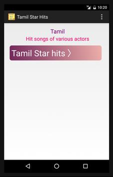 Tamil Hit Songs - by Actors poster