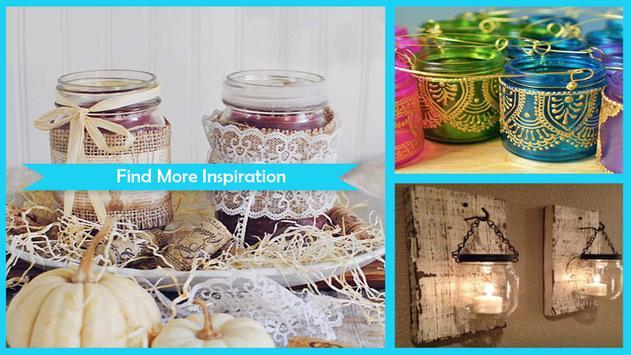 Best DIY Mason Jar Candles apk screenshot
