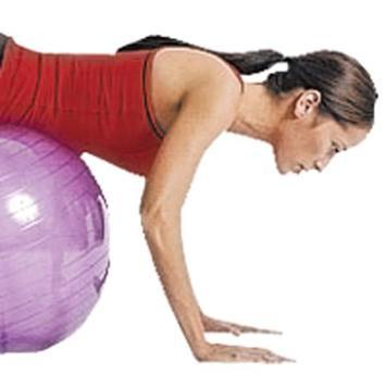 Exercise Ball Workout screenshot 5