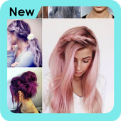 Hairstyles DIY icon