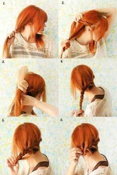 Hairstyles DIY screenshot 1