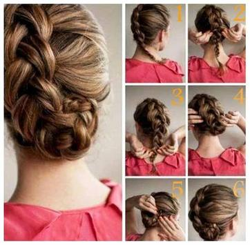 Hairstyles DIY screenshot 2