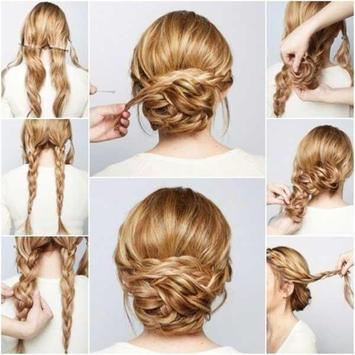 Hairstyles DIY screenshot 4