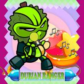 หน้ากากทุเรียน Durian Ranger icon