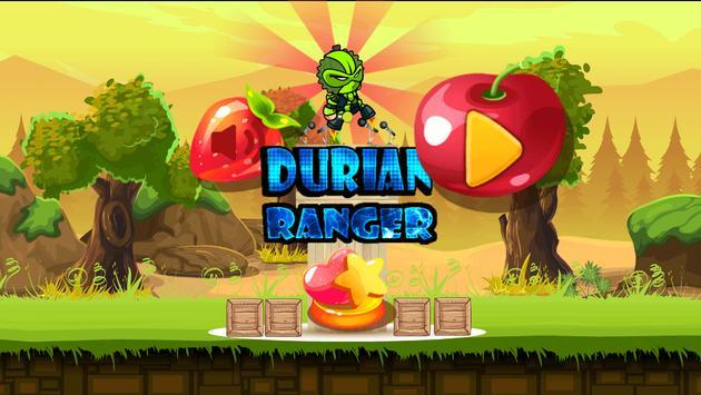 หน้ากากทุเรียน Durian Ranger screenshot 8