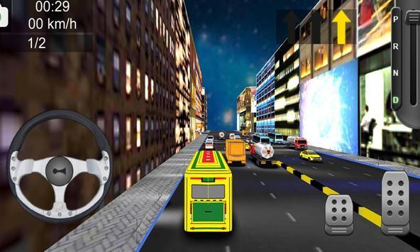 3D Bus Simulator poster