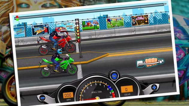 Extreme Drag Racing screenshot 1