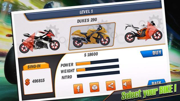 Extreme Drag Racing screenshot 2
