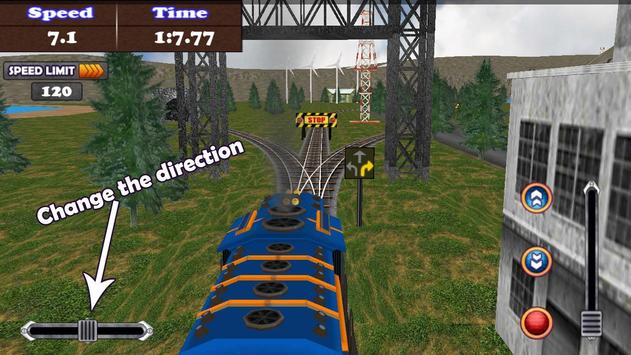 Train Simulator Driver 2017 apk screenshot