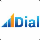 1 Dial icon