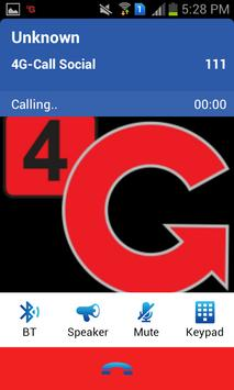 4G-Call Social apk screenshot