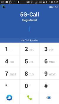 5G-Call apk screenshot