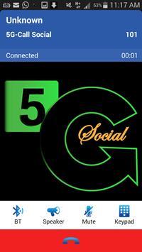 5G-Call Social apk screenshot