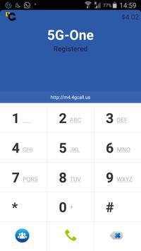 5G-One Social poster