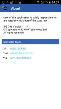 5G-One Social screenshot 2
