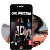 One Direction Wallpapers HD icon