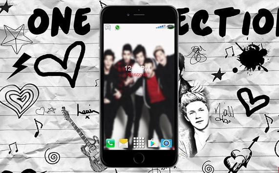 One Direction Wallpapers HD screenshot 6