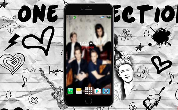 One Direction Wallpapers HD screenshot 7