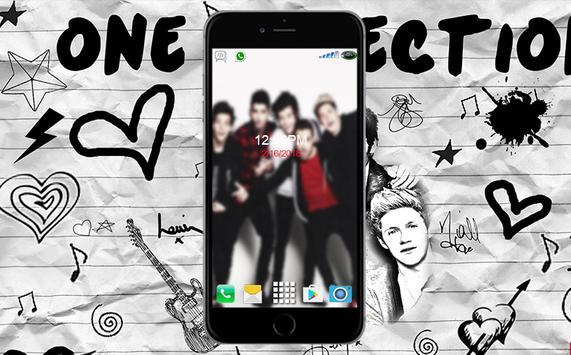 One Direction Wallpapers HD screenshot 8